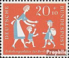 BRD (BR.Duitsland) 251 gestempeld 1957 Recreatie plaatsen voor Berlijn Kinderen