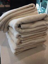 7 + 1Magnificence Linen Color Bath Towels Usa 1888 Mill 4 Bath 3 Hand
