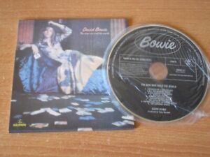DAVID BOWIE - THE MAN WHO SOLD THE WORLD - CD