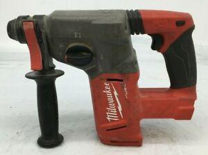 "Milwaukee 2912-20 M18 18V 1"" SDS Plus Rotary Hammer, G, M"