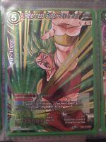 TB1-015 Relentless Super Saiyan Kale Dragon Ball Super Card Game