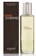 Terre D'Hermes by Hermes for Men 4.2 oz EDT Refill Brand New With Cellophane