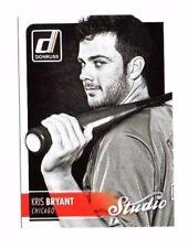 Kris Bryant 2016 Panini Donruss, Studio, Baseball Card !!