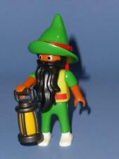 Playmobil Gnome Dwarf Magic Figures - Fantasy Fairytale RARE