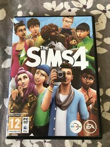 The Sims 4 (PC: Windows/ Mac) Standard Edition