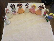 "Vintage 1990's McDonalds Barbie Happy Meal Kids Toys Lot Of 9 Mattel FREE S/H 4"""