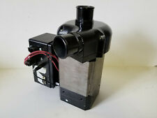 Experimental Bldc Motor w/ Turbo Type Fan, 24 Vdc, Hall Effect Switches, 3 Phase