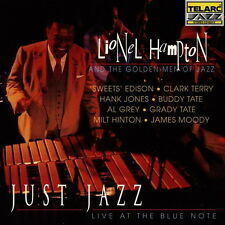 Lionel Hamton and the Golden si of Jazz Live At Blue Note 1992 Telarc CD