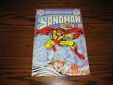 DC Comics - THE SANDMAN #1 - PURPLE VARIANT!!  Glossy VG+  1974