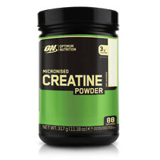 Optimum Nutrition Creatine Powder 300g 60 Portionen 100% mikronisiertes Kreatin