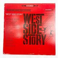 West Side Story Original Soundtrack Album Record LP 33RPM Columbia OS 2070