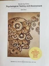 Psychological Testing and Assessment 9e by Mark E. Swerdlik, Ronald Jay Cohen