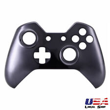 Front Upper Shell Case Replacements For Microsoft Xbox One Controller Chrome Gun