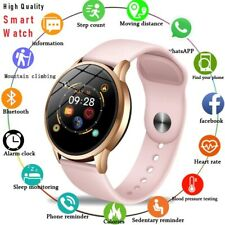 2020 WATERPROOF SMART WATCH FOR ALL ANDROID SMART PHONES HEART RATE BRACELET