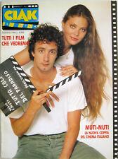 CIAK 4 1985 Ornella Muti Nuti Claudia Cardinale Sylvester Stallone Monica Vitti