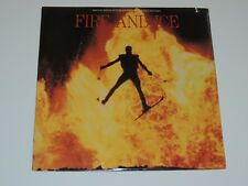 FIRE AND ICE ORIGINAL MOTION PICTURE SOUNDTRACK Lp RECORD GARY WRIGHT SEALED