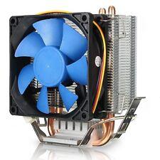 Cooling Fan Cae CPU Quiet Cooler Heatsink For Intel LGA1150/1156 AMD FM2/AM3+