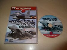 ✈ International Fighters-MICROSOFT FLIGHT SIMULATOR X FS2004 FSX Add-on