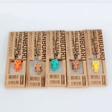 Hot Sale Revoltech Danboard 3cm Mini Version Danbo Amazon Phone Strap Orange