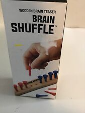 Wooden Brain Teaser Brain Shuffle