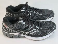 Saucony Omni 14 Running Shoes Men's Size 7 US Excellent Plus Condition Black