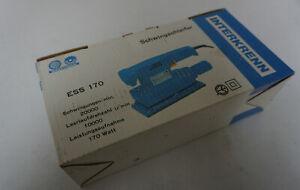 W020-026: Interkrenn Schwingschleifer ESS 170 170Watt