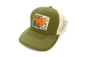 GameGuard Whataburger Adult Snapback Hat One Size Desert Camouflage Cotton Mesh