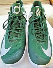 low priced 5e0a2 707b7 NIKE KDTREYS MENS ZOOM GREEN WHITE HIGH TOP SHOES, SIZE 17 NEW WITHOUT BOX