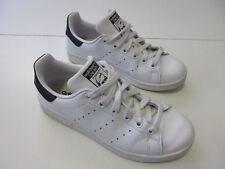 Boy's / Men's ADIDAS 'Stan Smith' Sz 4 US Casual Shoes ExCon | 3+ Extra 10% Off