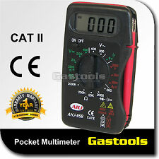 New Pocket Digital Multimeter - AC/DC 400VAC