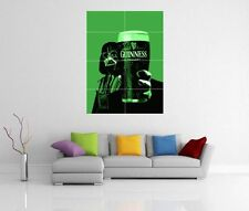 DARTH VADER GUINNESS GIANT WALL ART PICTURE PRINT POSTER G47