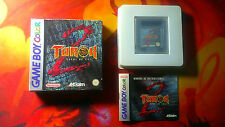 TUROK 2 SEEDS OF EVIL GAME BOY COLOR ENVÍO 24/48H COMBINED SHIPPING
