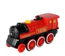 Eisenbahn Lokomotive LOK 1303 4-Funktionen m. Batterien inkl. NEU/OVP