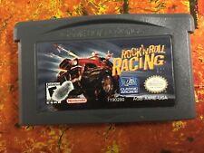Rock n Roll Racing Gameboy Advance GBA GAME BOY