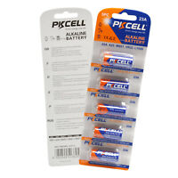 5x PKCELL Alkaline Battery 12V 23A Replace A23BP MN21 23GA MN21 23AE VR22 L1028