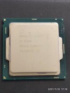 CPU / processeur Intel core I5 6500 / SR2L6 3.2 gHz / socket LGA1151