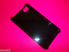 NEW HARD BLACK CELL PHONE CASE FITS APPLE  I4 87503 FREE SHIPPING