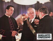 ROBERT DE NIRO CHARLES DURNING  TRUE CONFESSIONS 1980 VINTAGE LOBBY CARD #5