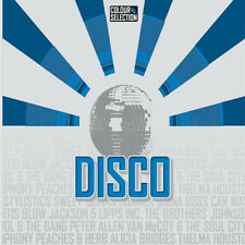 Colour Selection - Disco - CD - (Donna Summer,Diana Ross,Jackson 5 u.a.) NEU/OVP