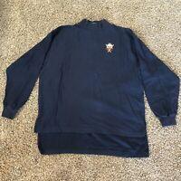 Vintage Aspen Colorado Long Sleeve Turtleneck Shirt Men's Size Large