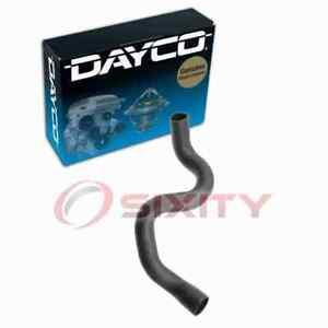 Dayco Lower Radiator Coolant Hose for 1984-1986 Chevrolet C10 5.0L 5.7L V8 mv