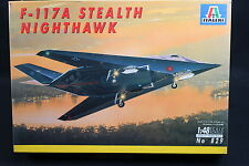 XY174 ITALERI 1/48 maquette avion 829 Stealth Nighthawk F-117 A
