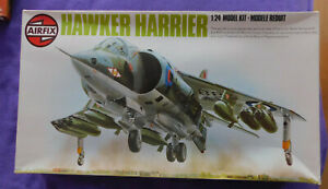Airfix - Hawker Harrier in 1/24th scale