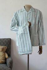 DREIKLANG Herren Schlafanzug 50 Pyjama DDR VEB 70er TRUE VINTAGE 70s Nachtwäsche