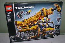 Lego Technic 8421 Pneumatik Kranwagen NEU + OVP
