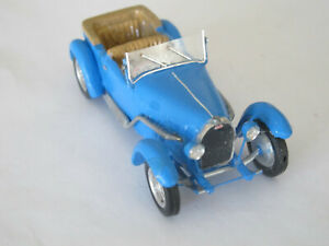 Bugatti Type 47 chassis 47155  16 cylinder  1:43 DTD Miniatures
