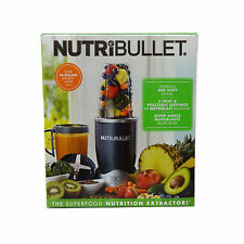 NutriBullet 24 Oz Countertop Blender 8 Piece Set with 600 Watts Motor | NBR-0801