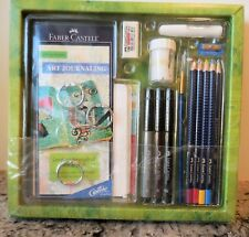 Faber-Castell Getting Started Journal Gallery (Nib)
