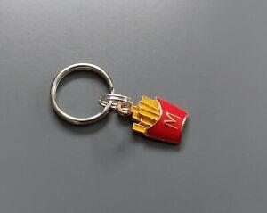 Dog Cat Collar Charm - Macdonalds Fries Chips Food