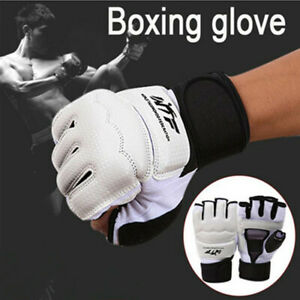 Mittens Paranocche Seeds Contact Karate Elastic Hand Pads Gloves WKF Gloves WTF